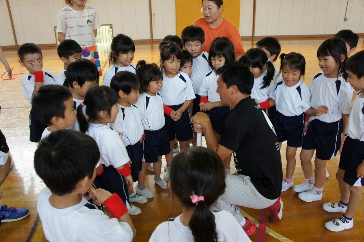 テニス教室(こすもす・ゆり)