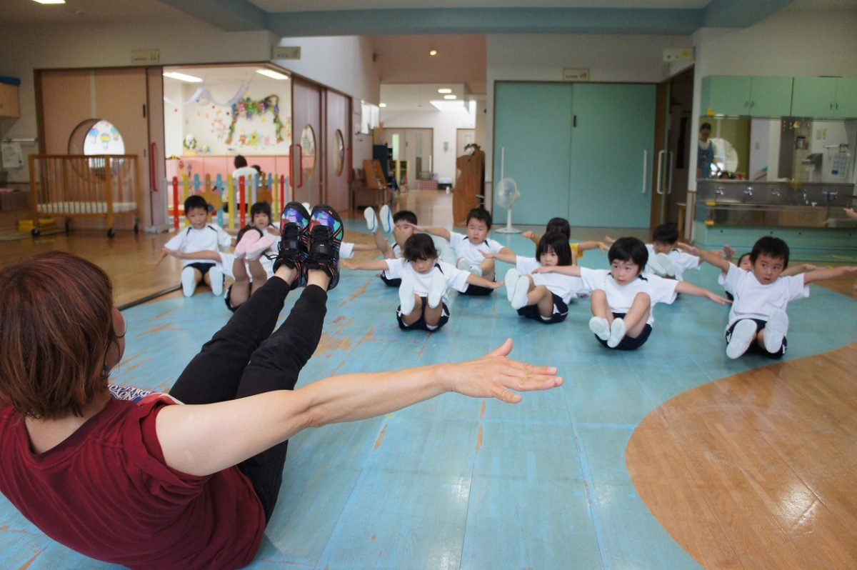 ダンス教室(こすもす・ゆり)