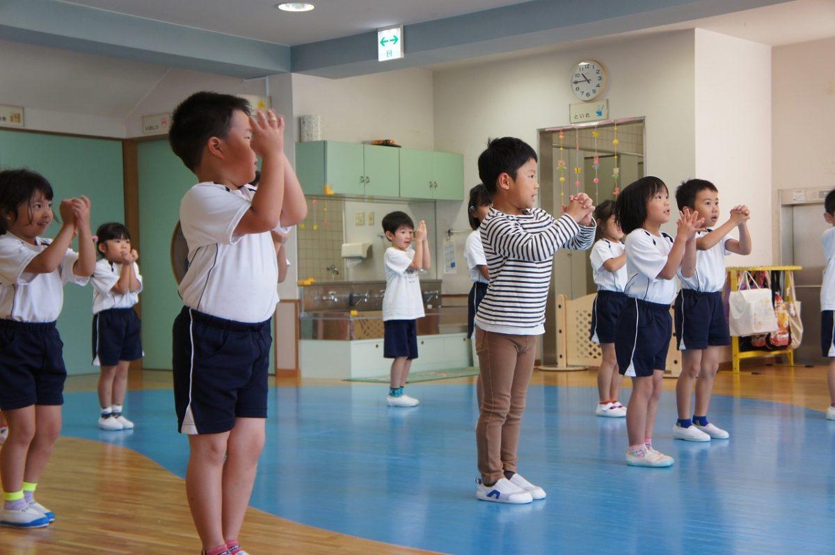 ダンス教室がありました!(こすもす・ゆり)